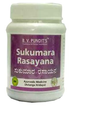 BV Pandit Sukumara Rasayana