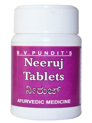 BV Pandit Neeruj Tablets
