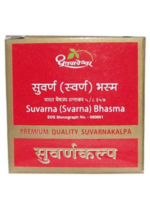 Dhootapapeshwar Suvarna (Svarna) Bhasma (Premium)