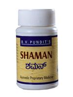 BV Pandit Shaman Capsules