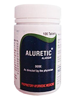 Alarsin Aluretic Tablets