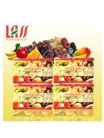 Lass naturals Fruit Blast Soap - 4 pc Set