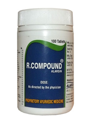 Alarsin R Compound Tablets