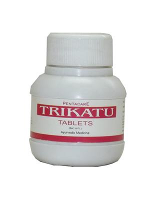 Pentacare Trikatu  Tablets