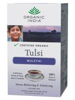 Organic India Tulsi Tea Mulethi