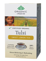 Organic India Tulsi Tea Sweet Lemon