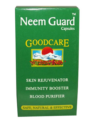 Goodcare Neem Guard Capsules