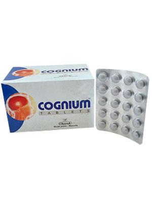 Charak Cognium Tablets