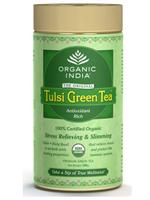 Organic India Tulsi Green Tea Classic