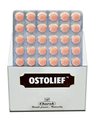 Charak Ostolief Tablets