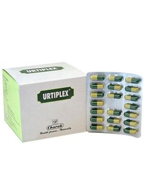 Charak Urtiplex Capsules
