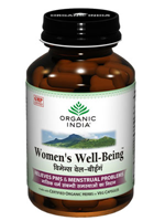 Organic India Womens Well Being Capsules