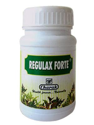 Charak Regulax Forte Tablets