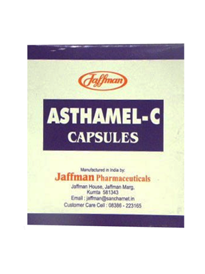 Jaffman Asthamel C Capsules