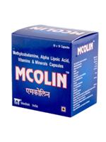 Meditek Mcolin Capsules