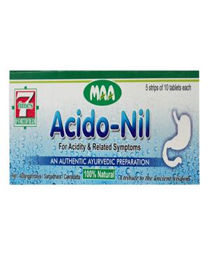 Malabar Acido-Nil Tablets