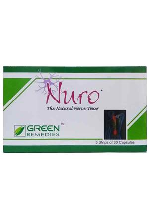 Green Remedies Nuro Capsules