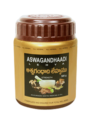 Aswagandhadi Lehya