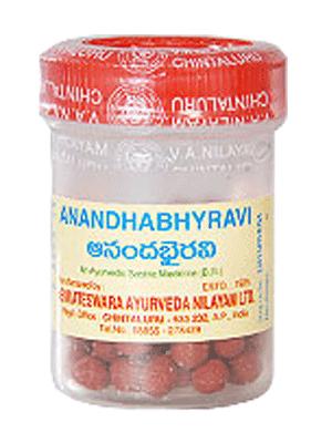 Anandha Bhyravi