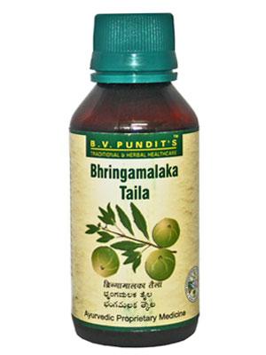 BV Pandit Bhringamalaka Taila