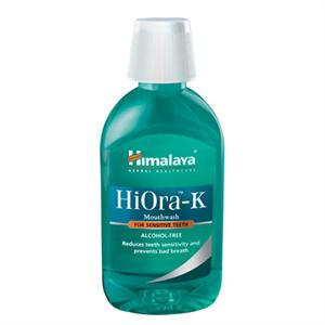 Himalaya Hiora K Mouth Wash Sensitive