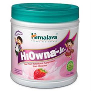 Himalaya Hiowna Jr (Strawb)