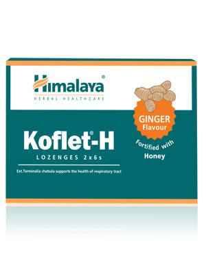 Himalaya Koflet - H Lozenges (GIN)