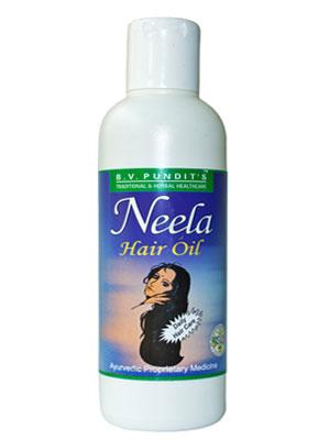 BV Pandit Neela Hair Oil