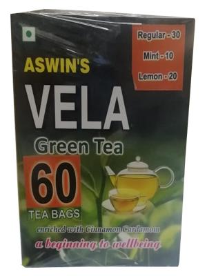 Aswin's Vela Green Tea