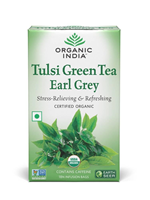 Tulsi Green Tea Earl Grey
