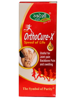 Swadeshi Orthocure-x Pain Relive Oil