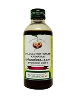 Vaidyaratnam Gulguluthikthakam Kashayam