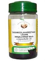 Vaidyaratnam Dasamoolahareethaki Leham