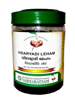 Vaidyaratnam Vidaryadi Leham
