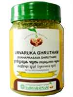 Vaidyaratnam Urvaruka Ghrutham
