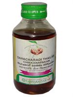 Vaidyaratnam Sahacharadi Thailam