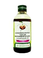 Vaidyaratnam Asanamanjishtadi Thailam