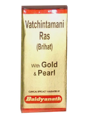 Baidyanath Vata Chintamani Ras Bri(SMY)
