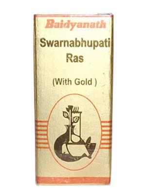 Baidyanath Swarnabhupati Ras (SY)