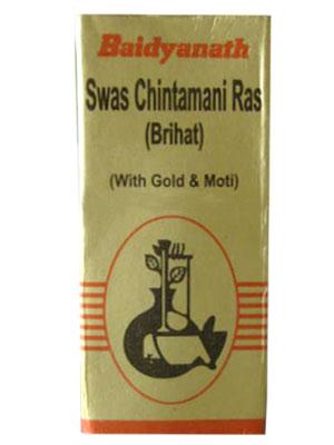 Baidyanath Shwas Chintamani Ras Br (SMY)