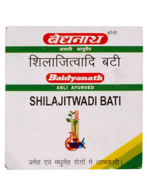 Baidyanath Shilajitvadi Bati (Ord)