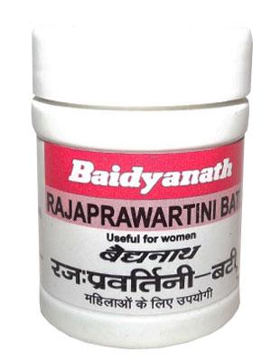 Baidyanath Rajahprawartini Vati (Tablets)