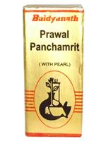 Baidyanath Praval Panchamrita Ras(MY)