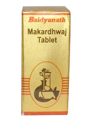 Baidyanath Makardhwaja Tablets