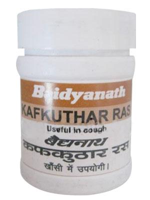 Baidyanath Kafakuthar Ras (TB Yu)