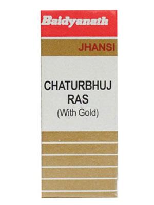 Baidyanath Chaturbhuja Ras(SAY)