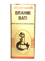 Baidyanath Brahmi Bati(SwMoKYukta)
