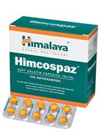 Himalaya Himcospaz Soft Capsules