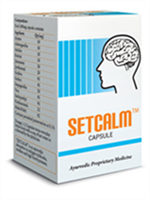 SJ Herbals Setcalm Capsule Pack Of 2
