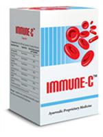SJ Herbals Immune C Capsules Pack Of 2